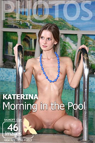 Morning in the Pool