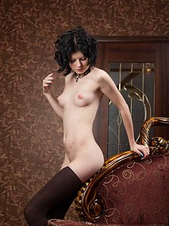Brown Stockings, #8